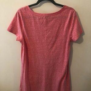 GAP Dresses - Pink GAP T-shirt Dress